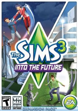 Les Sims 3: En route vers le futur Mac