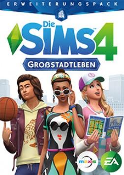 Les Sims 4 - Vie Citadine Mac