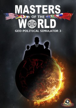 Masters of the World : Geopolitical Simulator 3 Mac