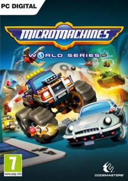 Micro Machines World Series Mac