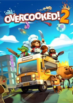 Overcooked! 2 Mac