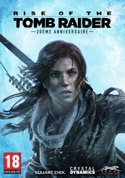 Rise of the Tomb Raider - 20ème Anniversaire Mac