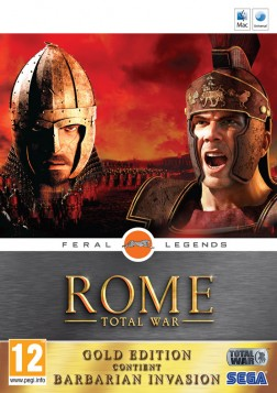Rome Total War Gold Edition Mac