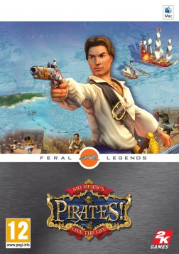 Sid Meier's Pirates! Mac