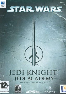 Star Wars: Jedi Knight : Jedi Academy Mac