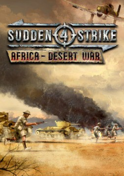 Sudden Strike 4 - Africa: Desert War (DLC) Mac