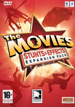 The Movies: Stunts and Effects Mac