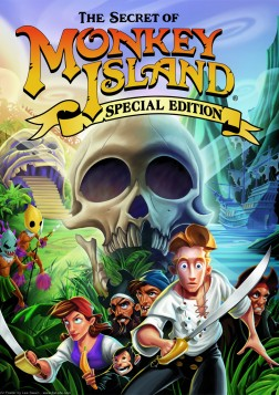 The Secret of Monkey Island: Special Edition Mac