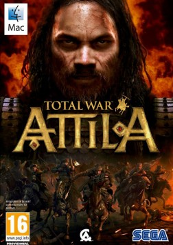 Total War Attila Mac