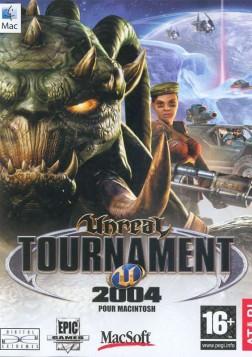 Unreal Tournament 2004 Mac