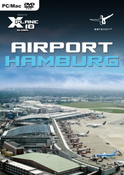 X-Plane 10 : Aéroport de Hambourg Mac