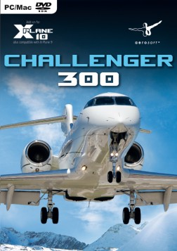 X-Plane 10 : Challenger 300 Mac
