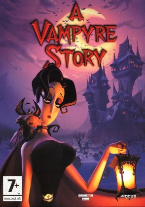 A Vampyre Story Mac