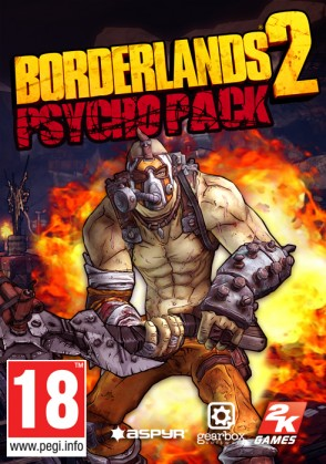 Borderlands 2 : Psycho Pack Mac