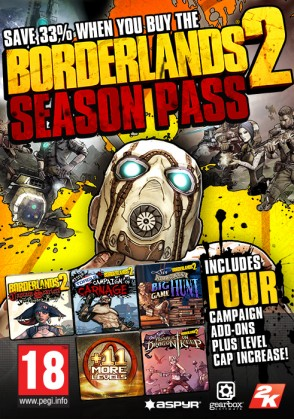 Borderlands 2 : Season Pack Mac