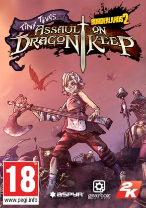 Borderlands 2 : Tiny Tina'€™s Assault on Dragon Keep Mac