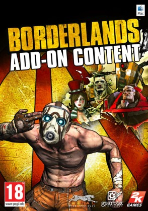 Borderlands Add-On Content Mac