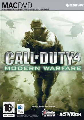 Call of Duty 4 Mac