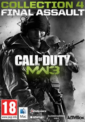 Call of Duty: Modern Warfare 3 - Collection 4 Mac