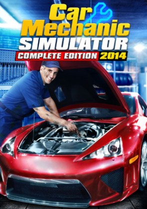Car Mechanic Simulator 2014 Mac