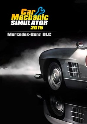 Car Mechanic Simulator 2015 - Mercedes-Benz (DLC) Mac