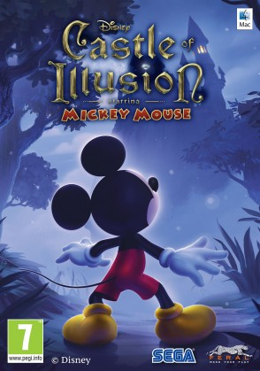 Castle of Illusion Starring Mickey Mouse Mac