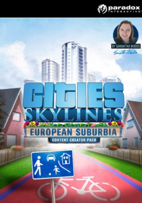 Cities: Skylines  - Content Creator Pack: European Suburbia Mac