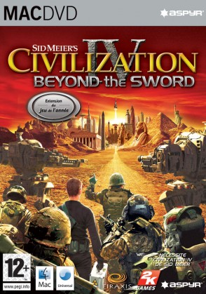 Civilization IV - Beyond The Sword Mac