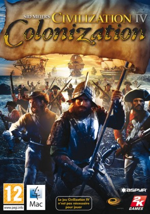 Civilization IV Colonization Mac