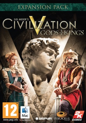 Civilization V - Gods and Kings Mac