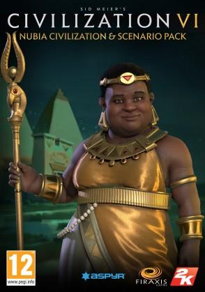 Civilization VI - Nubia Civilization & Scenario Pack Mac