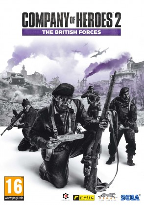 Company of Heroes 2: The British Forces Mac