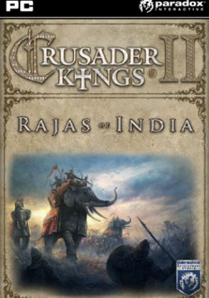 Crusader Kings II: Rajas of India - DLC Mac