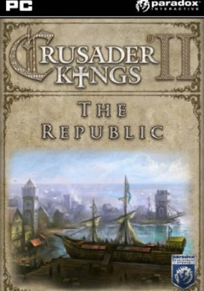 Crusader Kings II: The Republic - DLC Mac