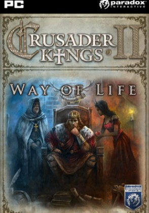 Crusader Kings II: Way of Life - DLC Mac