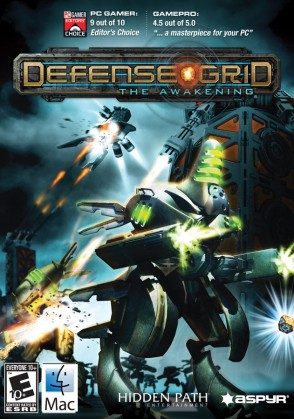 Defense Grid: The Awakening Mac