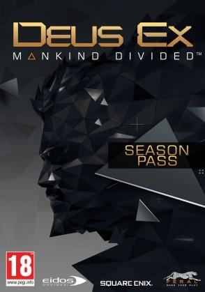 Deus Ex: Manking Divided - Season Pass (DLC) Mac