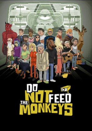 Do Not Feed the Monkeys Mac