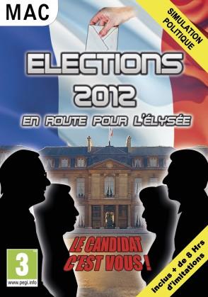 Elections 2012 - En route pour l'Elysée Mac