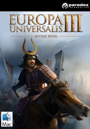 Europa Universalis 3: Divine Wind Mac