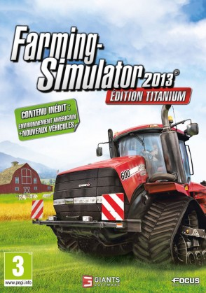 Farming Simulator 2013 - Edition Titanium Mac