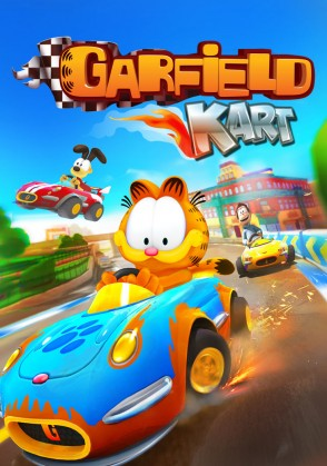 Garfield Kart Mac