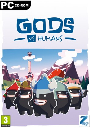 Gods vs Humans Mac