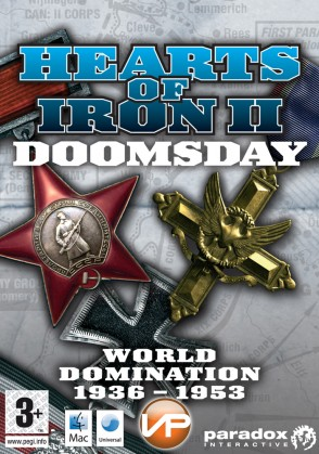 Hearts of Iron II: Doomsday Mac