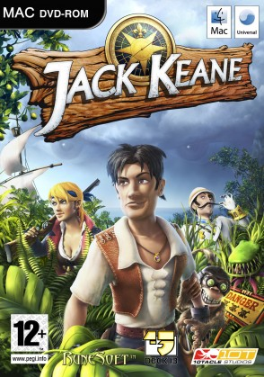 Jack Keane Mac