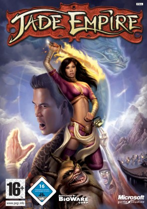 Jade Empire Mac