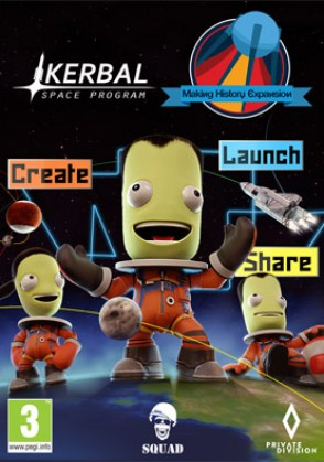 Kerbal Space Program - Making History Mac