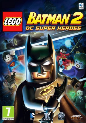 LEGO Batman 2: DC Super Heroes Mac