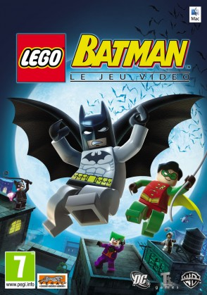 LEGO Batman Mac