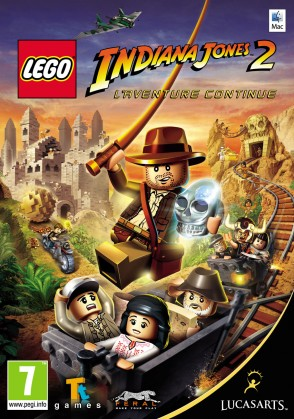 LEGO Indiana Jones 2: L'Aventure Continue Mac